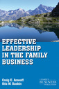 Couverture de l'ouvrage Effective Leadership in the Family Business
