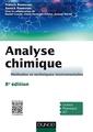 Couverture de l'ouvrage Analyse chimique