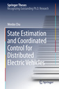 Couverture de l'ouvrage State Estimation and Coordinated Control for Distributed Electric Vehicles
