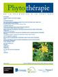 Couverture de l'ouvrage Phytothérapie. Vol. 14 N°5 - Octobre 2016