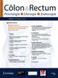 Couverture de l'ouvrage Côlon & Rectum. Volume 10 N° 2/2016