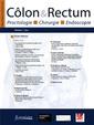 Couverture de l'ouvrage Côlon & Rectum. Volume 10 N° 4/2016