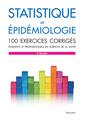 Couverture de l'ouvrage Statistiques et épidémiologie