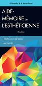 Couverture de l'ouvrage Aide-mémoire de l'esthéticienne (3e Éd.)