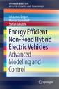 Couverture de l'ouvrage Energy Efficient Non-Road Hybrid Electric Vehicles