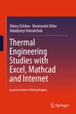 Couverture de l'ouvrage Thermal Engineering Studies with Excel, Mathcad and Internet