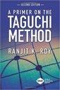 Couverture de l'ouvrage A Primer on the Taguchi Method