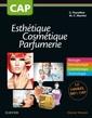 Couverture de l'ouvrage CAP esthétique, cosmétique, parfumerie