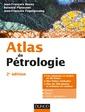 Couverture de l'ouvrage Atlas de pétrologie
