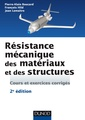 Couverture de l'ouvrage Résistance mécanique des matériaux et des structures