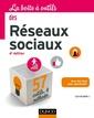 Couverture de l'ouvrage La boîte à outils des réseaux sociaux