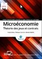 Couverture de l'ouvrage Microéconomie