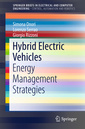 Couverture de l'ouvrage Hybrid Electric Vehicles