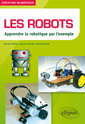 Couverture de l'ouvrage Les robots