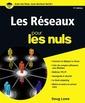 Couverture de l'ouvrage Les réseaux pour les nuls (11° Éd.)