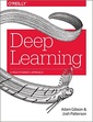 Couverture de l'ouvrage Deep Learning