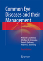 Couverture de l'ouvrage Common Eye Diseases and their Management