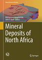 Couverture de l'ouvrage Mineral Deposits of North Africa