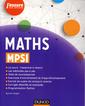 Couverture de l'ouvrage Maths MPSI