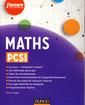 Couverture de l'ouvrage Maths PCSI