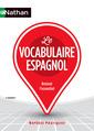 Couverture de l'ouvrage Le vocabulaire espagnol repères pratiques n° 57/2016