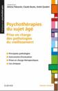 Couverture de l'ouvrage Psychothérapies du sujet âgé