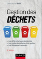 Couverture de l'ouvrage Gestion des déchets