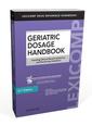 Couverture de l'ouvrage Geriatric Dosage Handbook (21th Ed.)