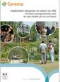 Couverture de l'ouvrage Implication citoyenne et nature en ville