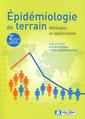 Couverture de l'ouvrage Epidémiologie de terrain (2° Édition revue et augmentée)