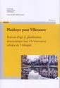Couverture de l'ouvrage Plaidoyer pour Villeneuve