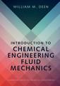 Couverture de l'ouvrage Introduction to Chemical Engineering Fluid Mechanics