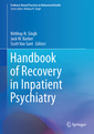 Couverture de l'ouvrage Handbook of Recovery in Inpatient Psychiatry