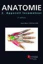 Couverture de l'ouvrage Anatomie Tome 2: appareil locomoteur