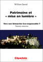 Couverture de l'ouvrage Patrimoine et