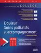 Couverture de l'ouvrage Douleur Soins palliatifs et accompagnement