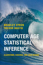 Couverture de l'ouvrage Computer Age Statistical Inference