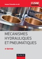 Couverture de l'ouvrage Mécanismes hydrauliques et pneumatiques