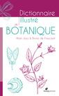 Couverture de l'ouvrage Dictionnaire illustré de botanique