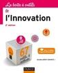 Couverture de l'ouvrage La boite à outils de l'innovation