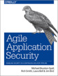 Couverture de l'ouvrage Agile Application Security
