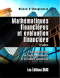 Couverture de l'ouvrage Mathématiques financières et évaluation financière