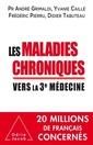 Couverture de l'ouvrage Les maladies chroniques