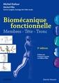 Couverture de l'ouvrage Biomécanique fonctionnelle