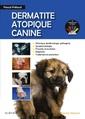 Couverture de l'ouvrage Dermatite atopique canine