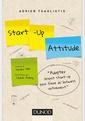 Couverture de l'ouvrage Start-up attitude