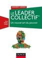 Couverture de l'ouvrage Le leader collectif