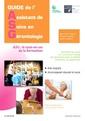 Couverture de l'ouvrage Guide de l'assistant de soins en gérontologie