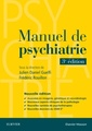 Couverture de l'ouvrage Manuel de psychiatrie