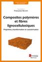 Couverture de l'ouvrage Composites polymères et fibres lignocellulosiques
